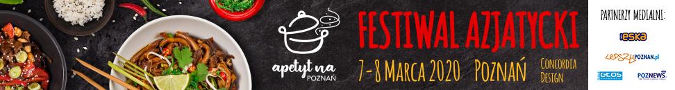 Festiwal Apetyt na Poznań